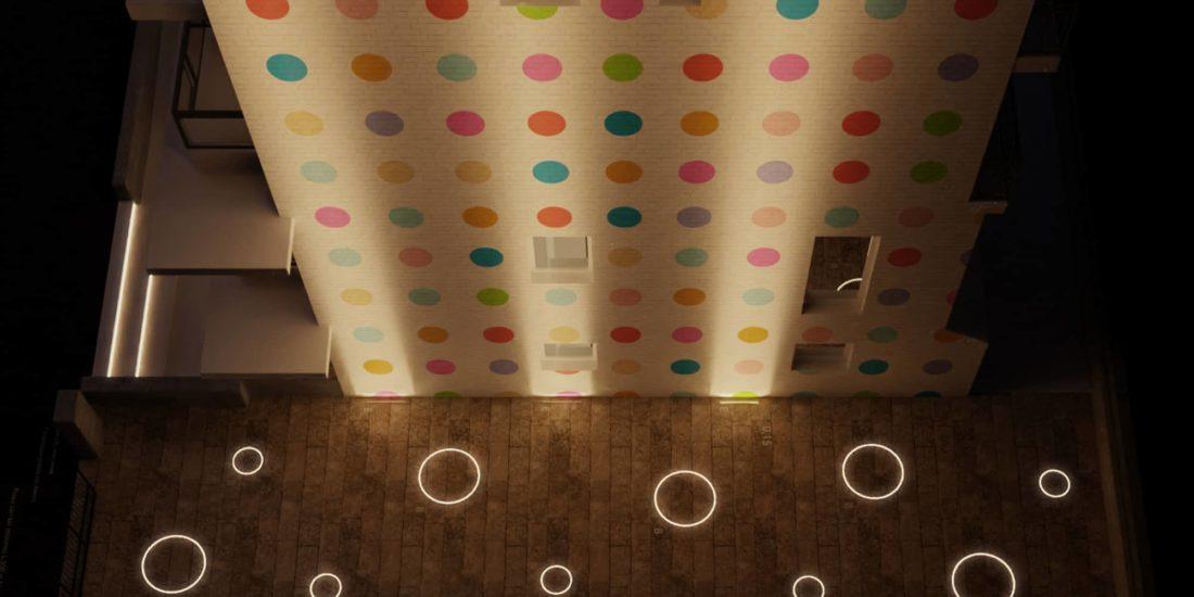 Light & Space Chiara Tabellini Demo Hotel